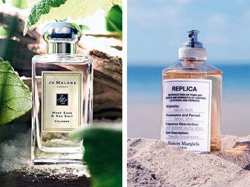 Пляжні аромати