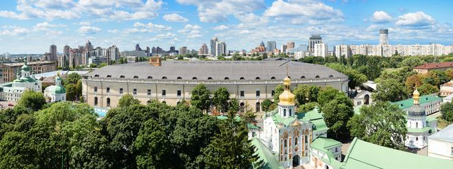 Найнезвичайніші будівлі Києва