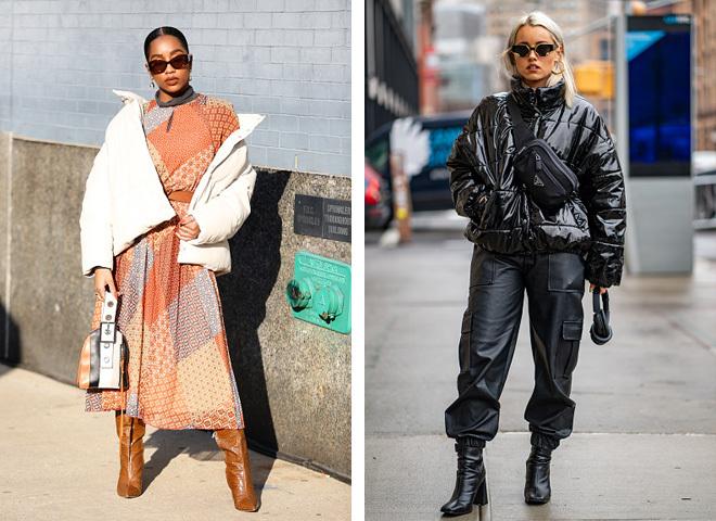 Модные идеи аутфитов в уличном стиле 2021