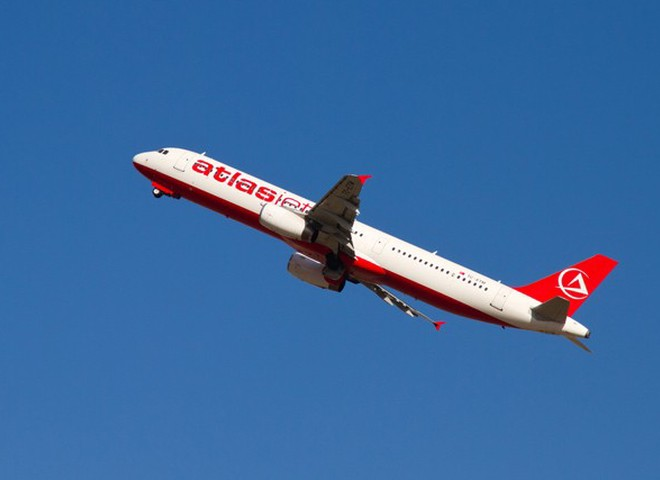 Авіакомпанія Аtlasglobal запустила онлайн-реєстрацію