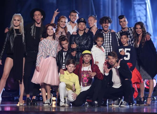 танцуют все фото сезон участники 1
