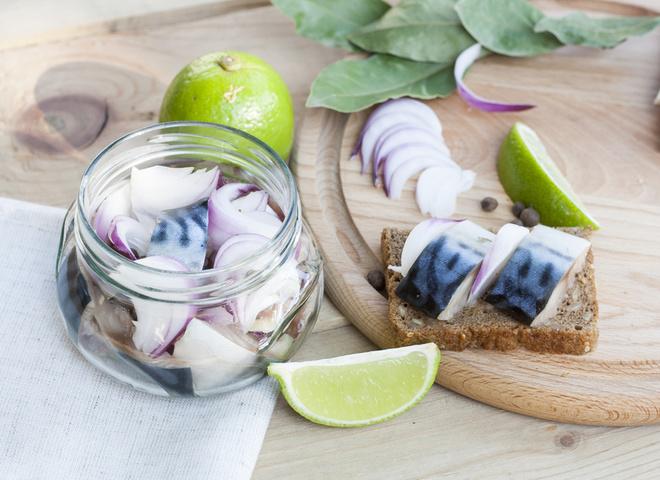 Як замаринувати скумбрію: кращі рецепти