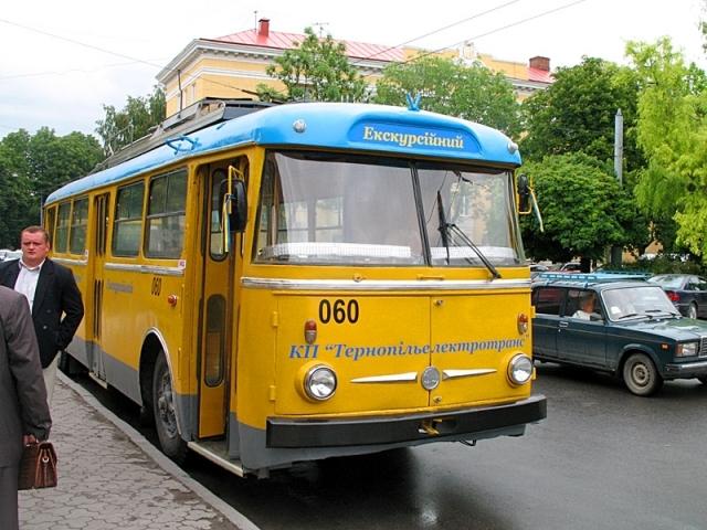 Тур выходного дня: Тернополь 2011
