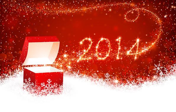 Волшебного Нового года 2014