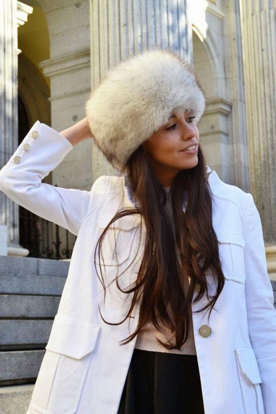 Головные уборы на зиму: модные тенденции 2020 года