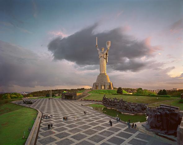 Гид по Киеву: музей Великой Отечественной войны