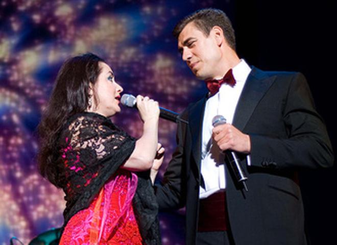 Тамара Гварцители и Дмитрий Дюжев