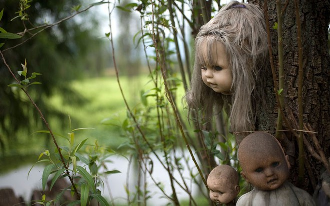 Найстрашніші місця на Землі: Острів покинутих ляльок