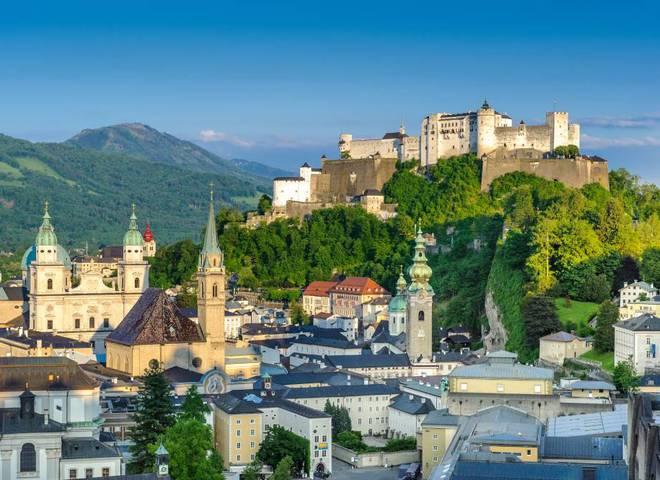 Зальцбург: полный гид по городу