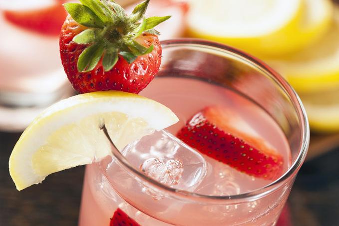 Летние напитки: рецепты