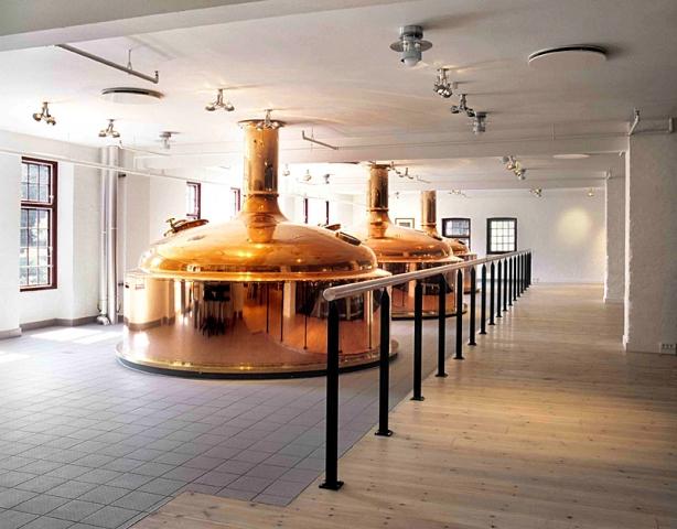 Губит людей не пиво: куда поехать любителям пенистого - пивоварня «Карлсберг», Копенгаген, Дания