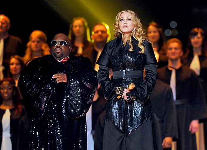 ТОП-5 способов попасть на концерт Мадонны