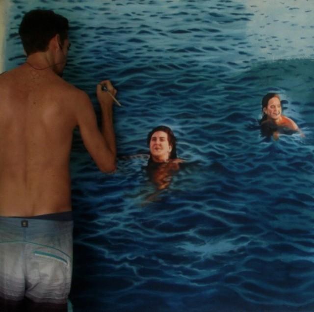 Гиперреалистичные картины Густаво Сильва Нуньеса