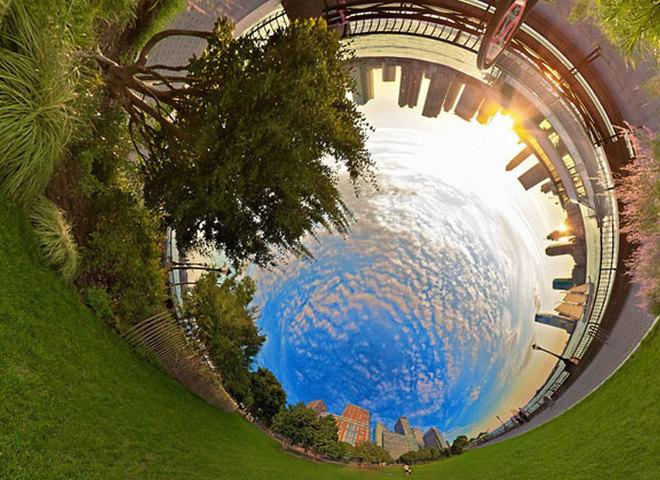 Важливо знати: як створити фото 360°