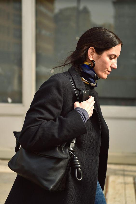 Модні шарфи осінь-зима 2020/21