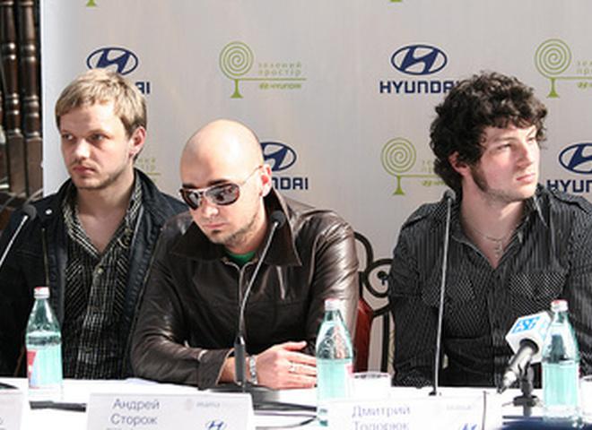 Пресс-конференция «Зелений простір Hyundai»