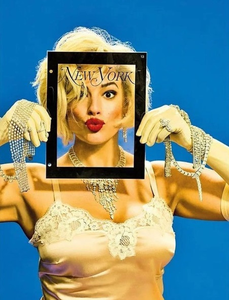 Ешлі Грем для New York Magazine