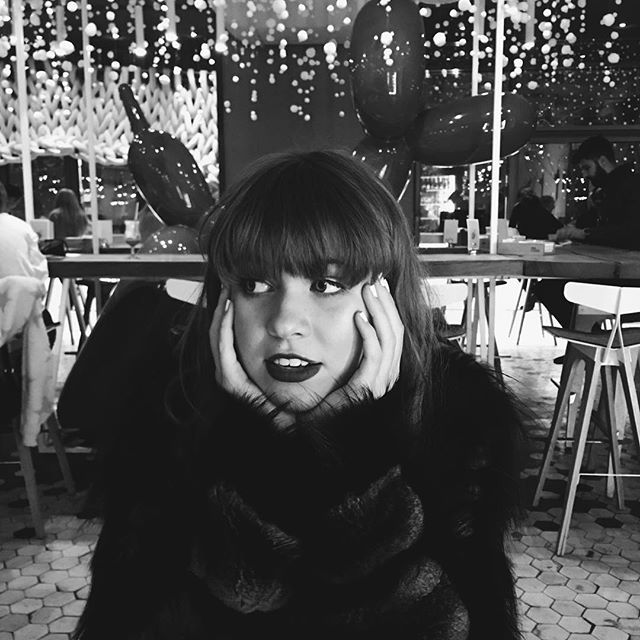 Соня Киперман (instagram)