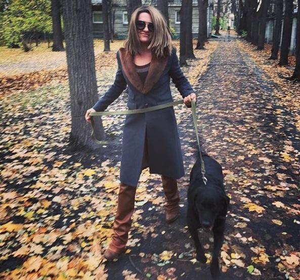 Как одеваются украинские звезды осенью