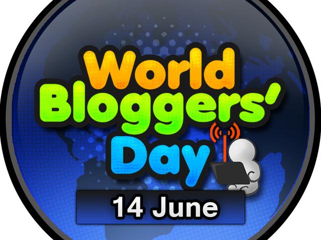 Поздравления с днём блоггера