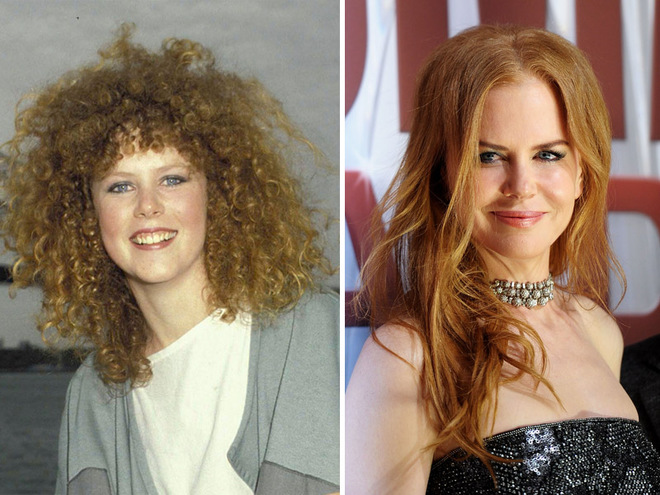 Звезды 20 лет спустя