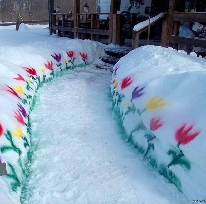 Когда весна не хочет приходить