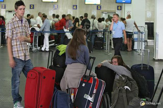 Самі стршние гріхи авіакомпаній: Гріхи Аеросвіту