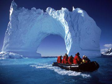 Британская организация объявила о вакансиях в Антарктике