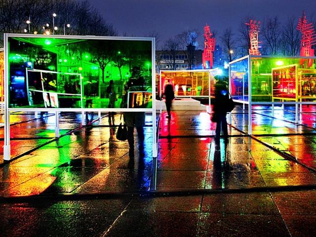 Парк из стекла - Канада, Монреаль