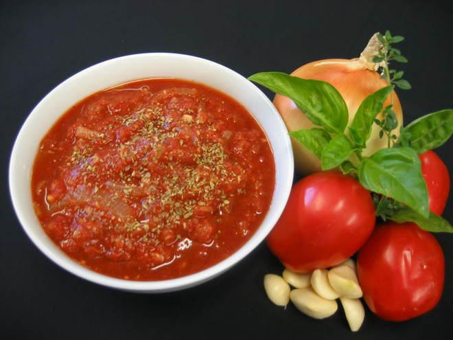 Соус томатний до риби
