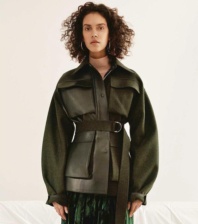 Що носити восени: куртка карго