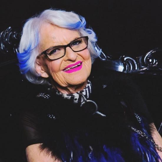 Сногсшибательные бабушки-модели, которым за 80