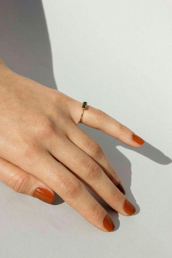 Манікюр на короткі нігті