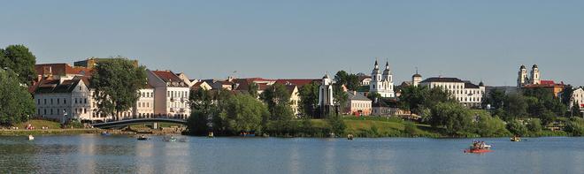 Визначні місця Мінська. Троїцьке передмістя