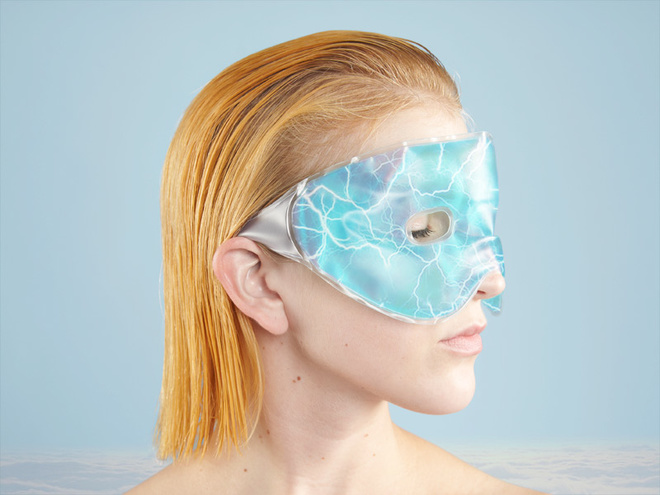 Желатинова маска для обличчя