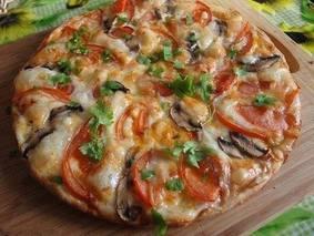 Оригинальный рецепт пиццы