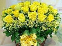 Квіти до Дня Народження