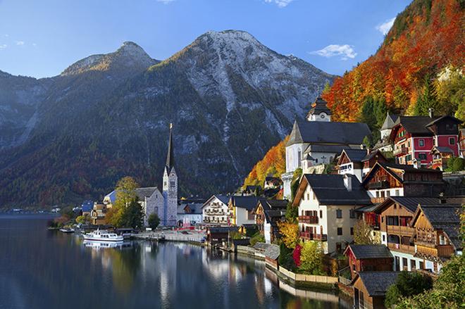Подорож по осінній Європі: найкрасивіші пейзажі цієї осені