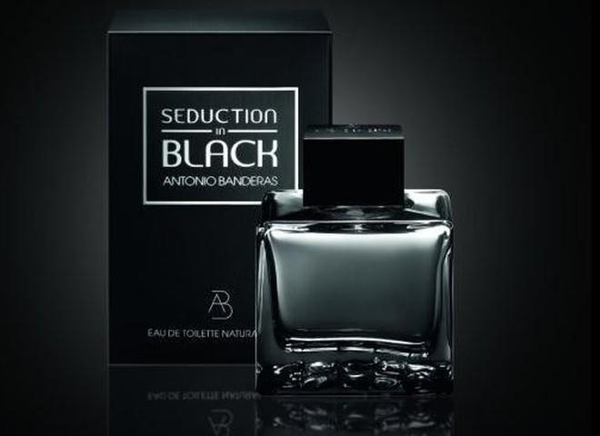 Antonio Banderas представляет новый аромат