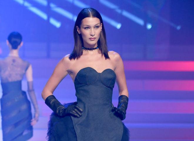 Гості показу Jean Paul Gaultier Haute Couture SS20