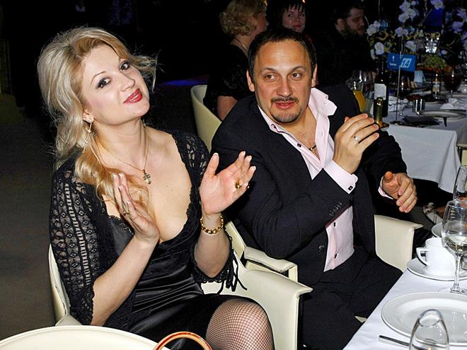 михайлов с cnfc женой знакомство