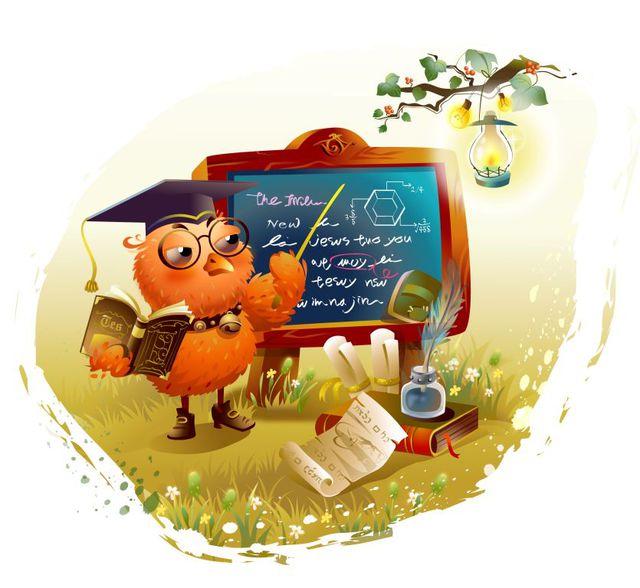 Открытки ко дню учителя
