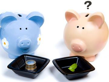 Богатые и бедные: кто как мыслит?