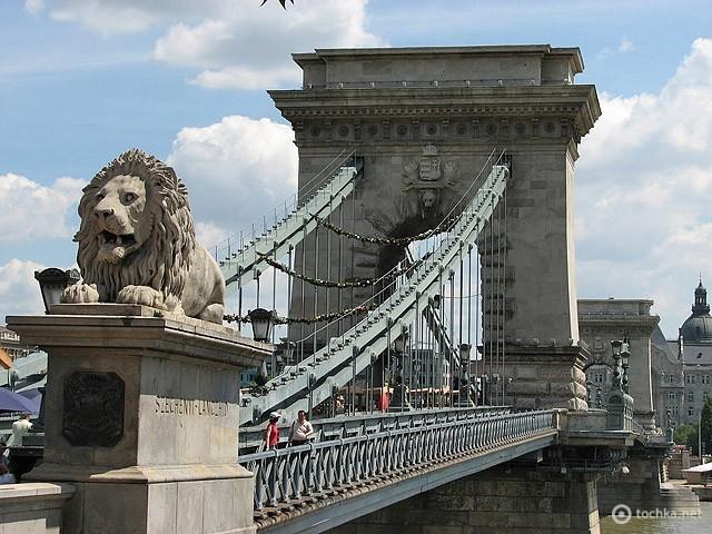 Ланцюговий міст (Будапешт)