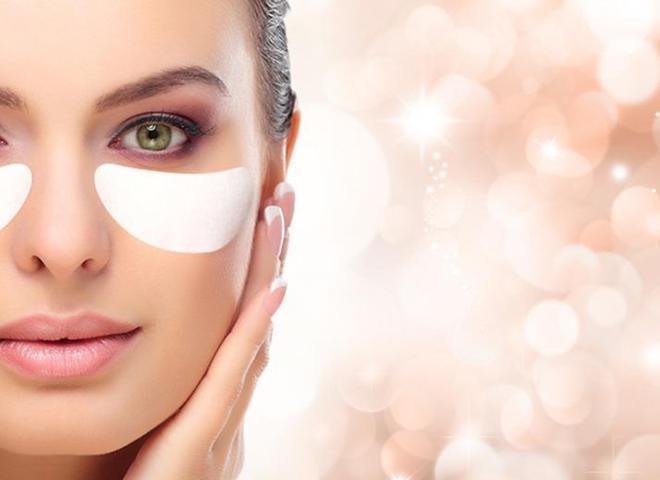 Маска для кожи вокруг глаз