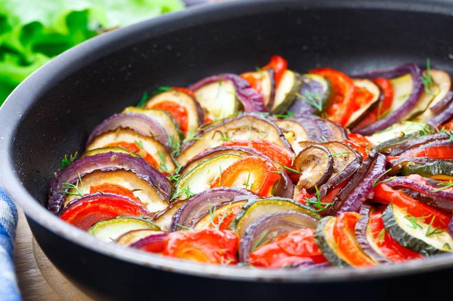 Літні овочеві рагу