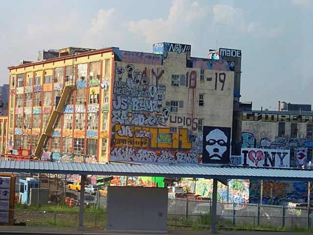 Графіті в Нью-Йорку