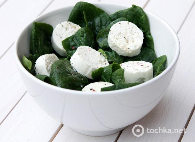 Что приготовить из шпината