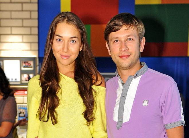 Дмитрий Ступка женится