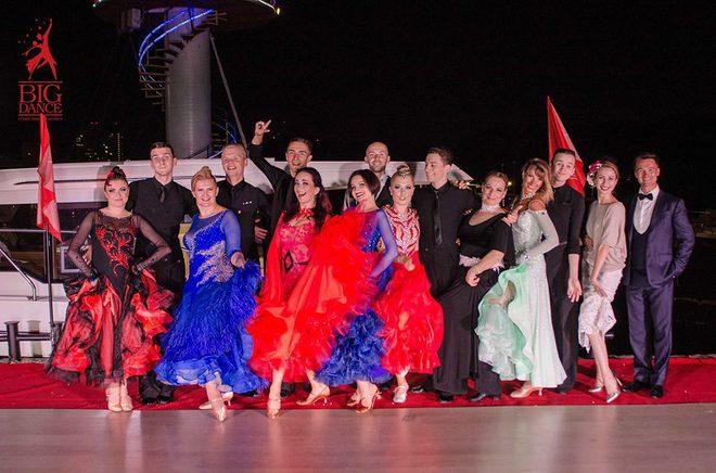 В Киеве пройдёт танцевальная вечеринка под открытым небом